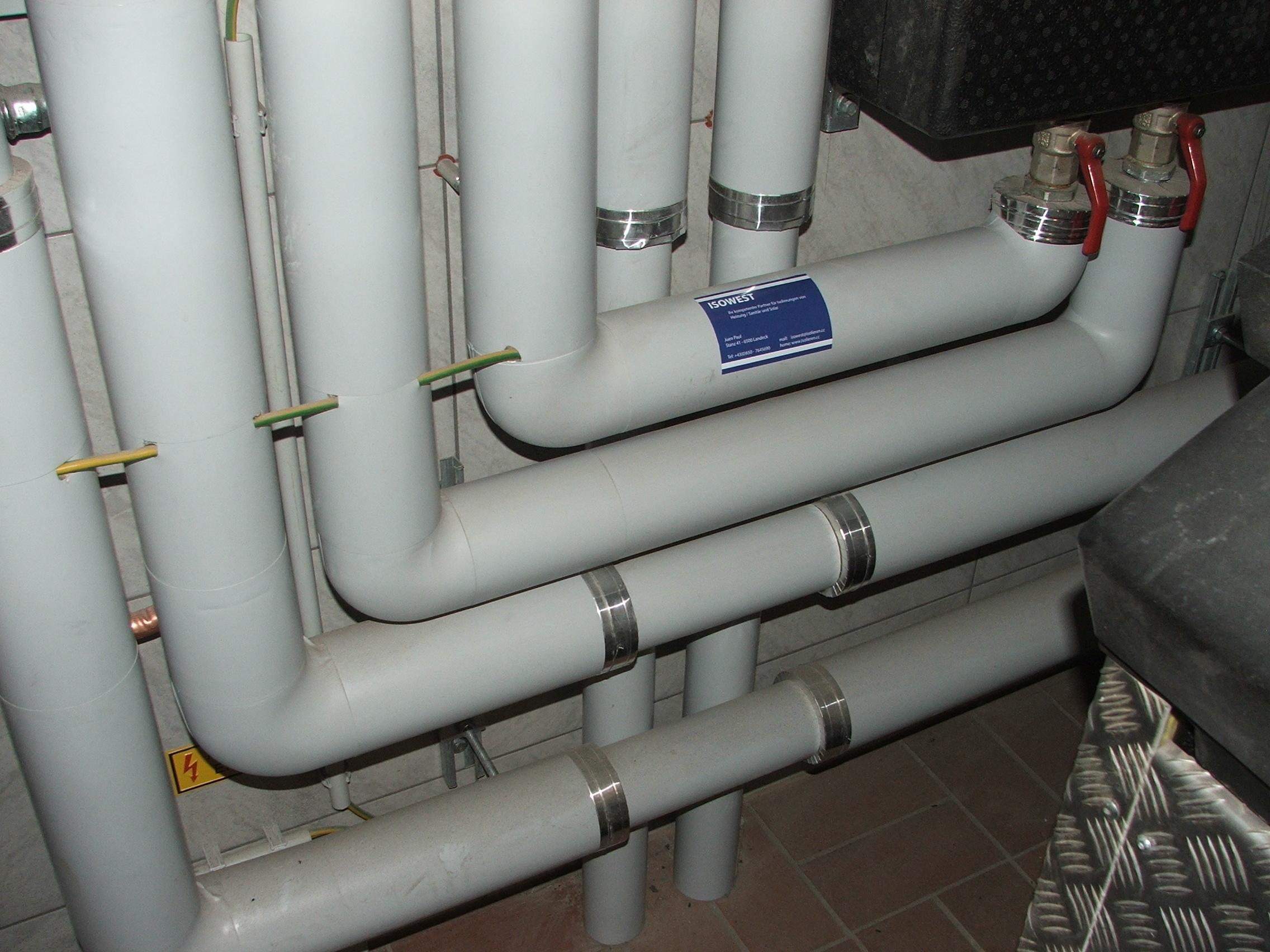 Heizungsrohre Isolieren Smartstore